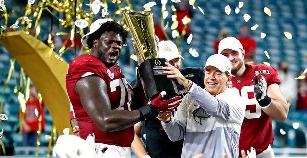 ESPN releases final college football Top 25: