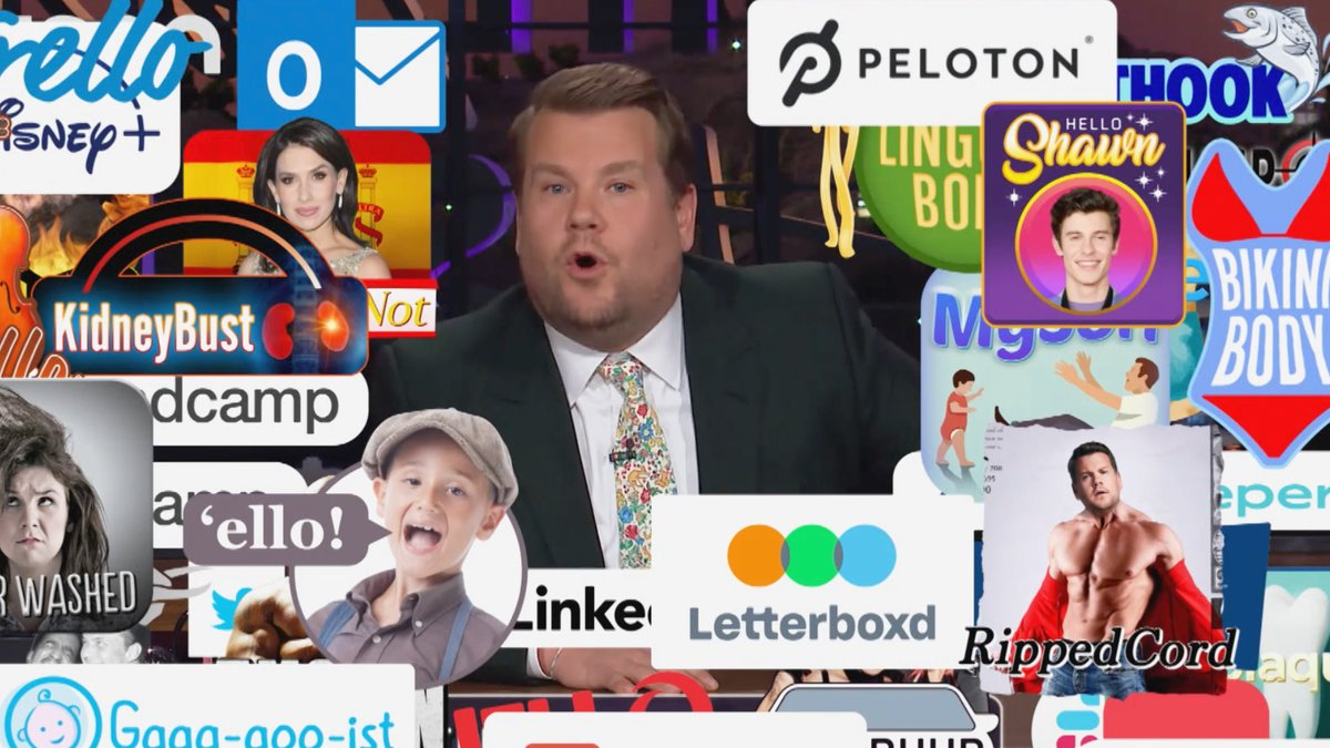 If you're not following us on all these platforms, are you even a real #LateLateShow fan?