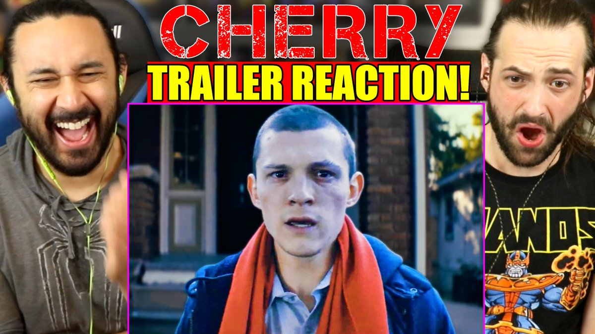 This looks amazing! One day @TomHolland1996 will get an oscar.   #Cherry #TrailerReaction #TomHolland #TheRussoBrothers @Russo_Brothers   #Marvel #MCU #Spiderman #Spiderman3 #Uncharted
