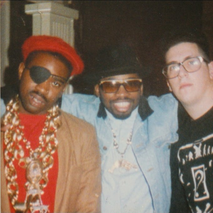 Happy birthday Ricky Walters aka Slick Rick the Ruler