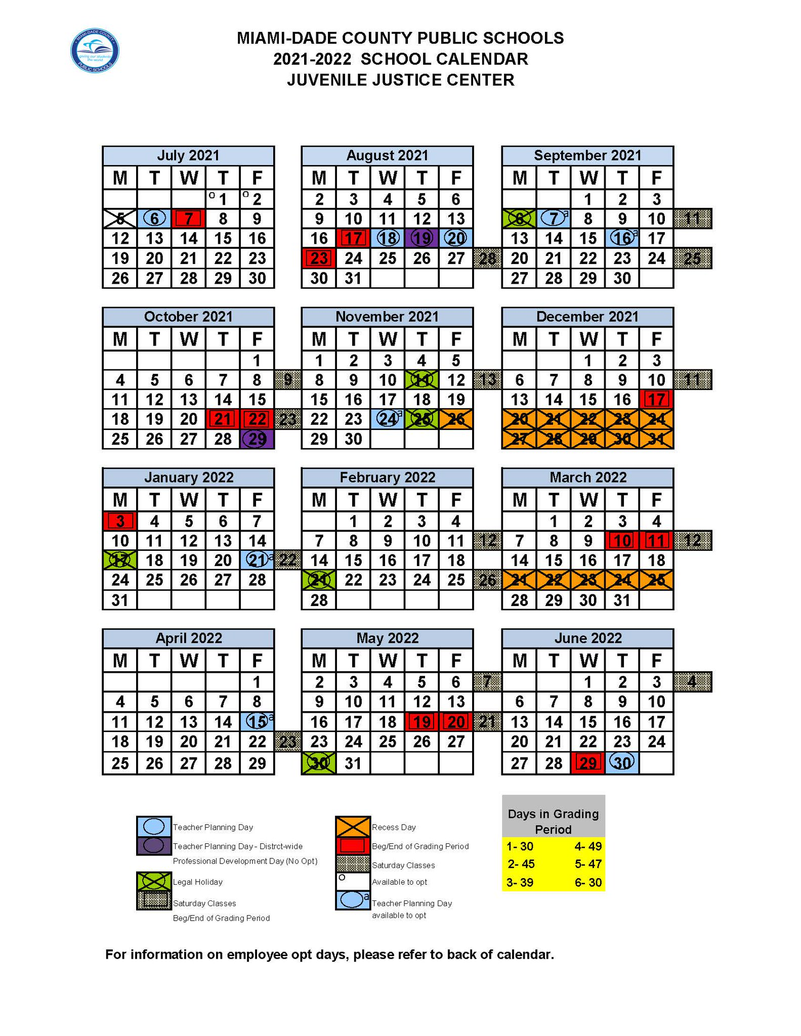 Miami Dade Public Schools Calendar 2022.Miami Dade Schools On Twitter Miami Dade County School Board Approves 2021 2022 Mdcps School Calendars Https T Co 2qtggtncus