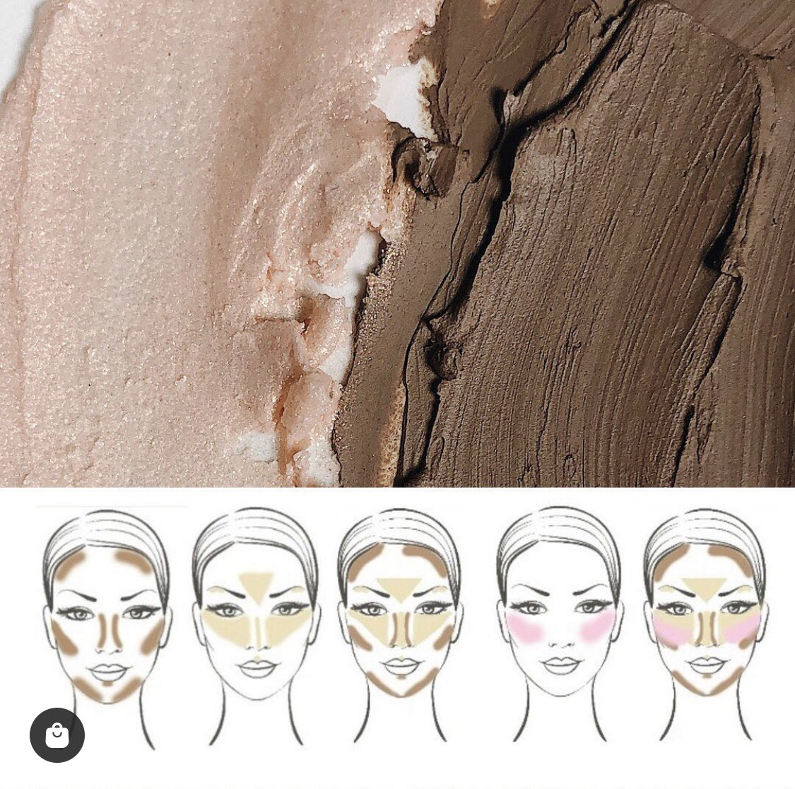Our Sculpt and Shine Beauty Baton is our best seller and influencer fave for a champagne highlight and a cool contour 🤩 Here's a guide to show you exactly how to use this magic baton   #makeupinspo #beautyproduct #indiebeauty #veganskincare