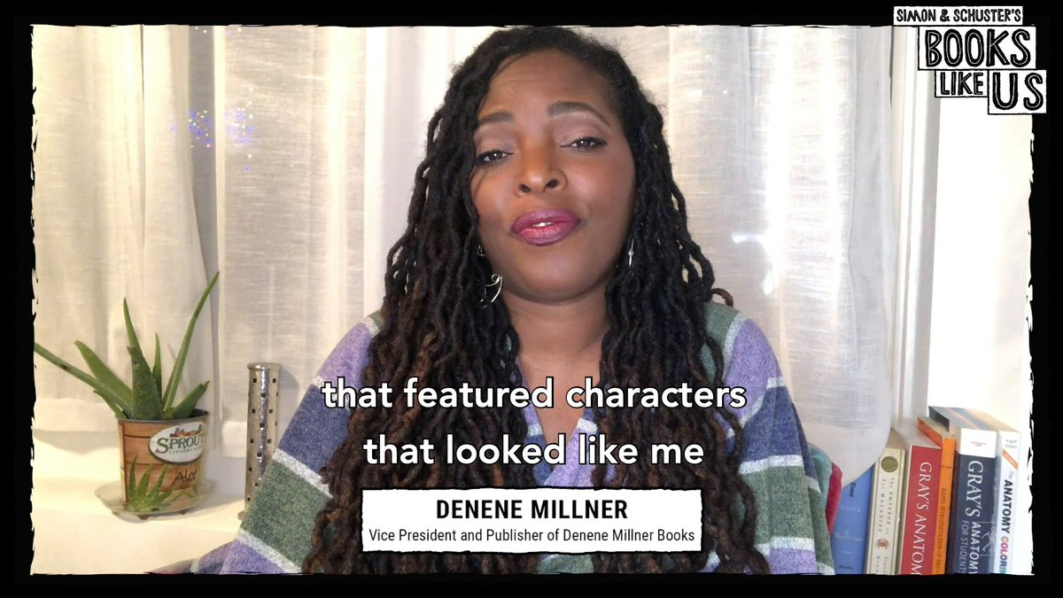When was the first time you read a book featuring characters who looked like you? 📖   This is what we asked @MyBrownBaby, VP and Publisher of the Denene Millner Books imprint as well as the author of EARLY SUNDAY MORNING and MY BROWN BABY. ✨   📚: