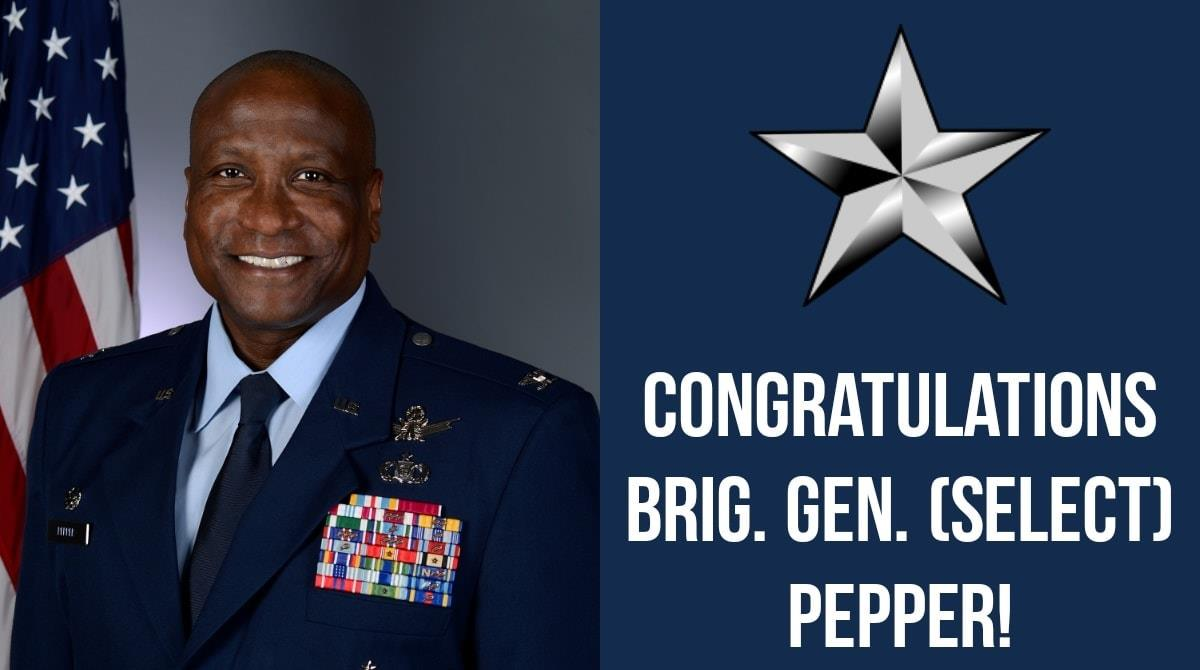 A huge congratulations to senior SpOC leaders Col Devin Pepper, Col James Smith, and Col Todd Moore on your nominations for Brigadier General! We appreciate your continued leadership and #SemperSupra!  #BuildtheSpaceForce #USSF @SpaceForceDoD