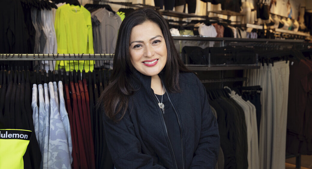 We're so pleased to welcome Blanca Gonzalez to the @lululemon family as SVP, Global Merchandising to further expand our product and merchandising strategies globally. https://t.co/u7RWoeACW4 https://t.co/dgwGerrJsV
