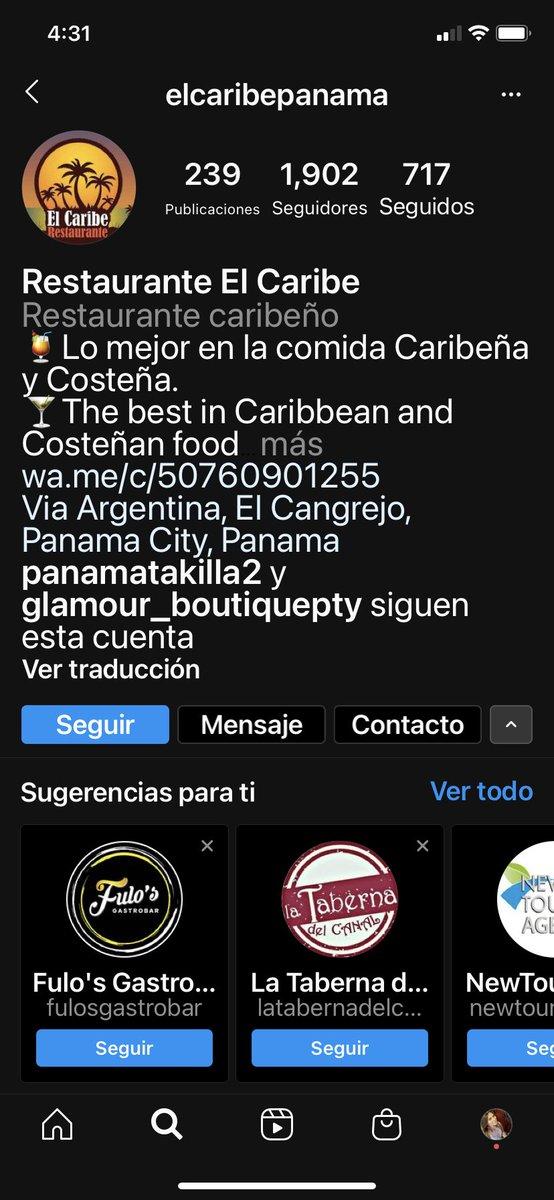 Tenía muuuuuucho rato de no comer algo tan rico, les recomiendo este restaurante, está en Vía Argentina, se llama El Caribe, la satisfacción  fue casi orgasmica. #yummymummy hagan sus pedidos!!! 😍😍😍