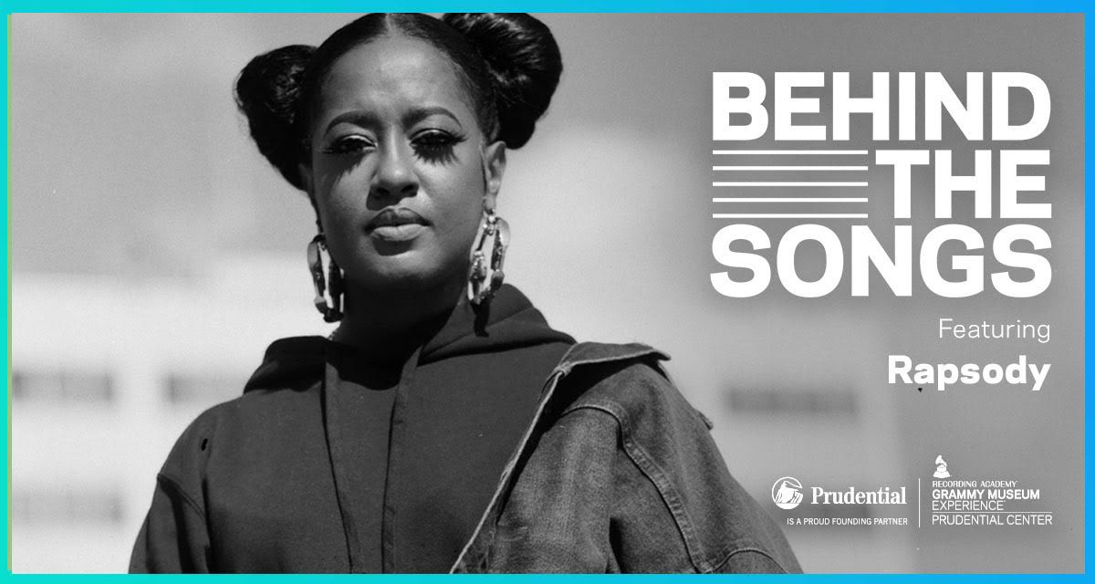 Really enjoyed taking part in the #BehindTheSongs series with #GRAMMYMuseumEXP!  Check out the link and if you make music of any kind we want to hear from you! Make a video, post it and tag me, @PruCenter and #GRAMMYMuseumEXP.