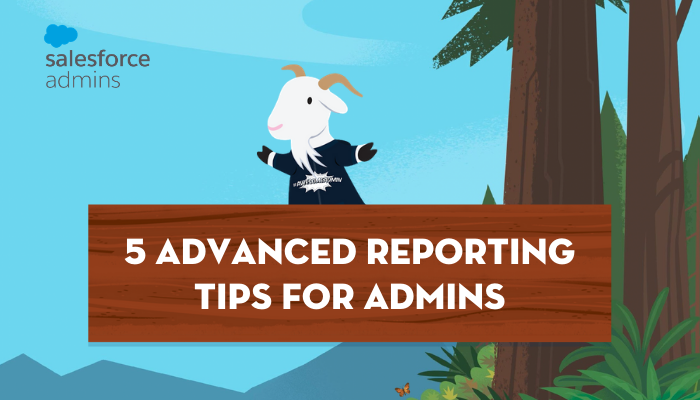 The right report can provide critical insights into your business. Learn some advanced reporting concepts to help you build complex reports in our latest blog post by @adutta_sf: 5 Advanced Reporting Tips for Admins 📊→