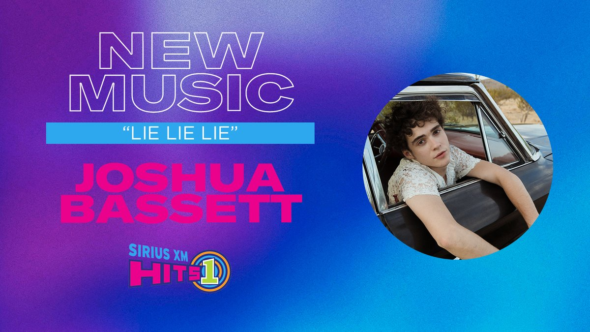 Besties! In 15 minutes it's time for the premiere of @joshuatbassett's song #LieLieLie! We're excited for you to hear it. We've been bopping to it all day. Shhh don't tell. 🙊  🎧