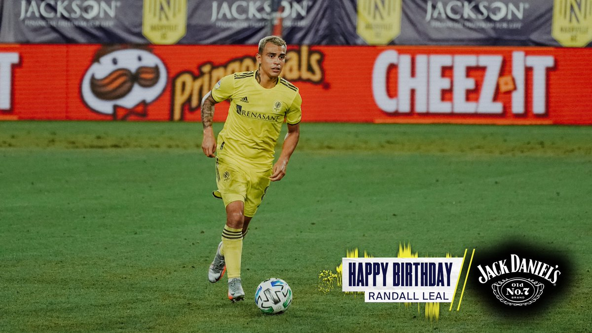 Happy Birthday, @randall_leal!   ¡Feliz Cumpleaños, Randall!   #EveryoneN | @JackDaniels_US