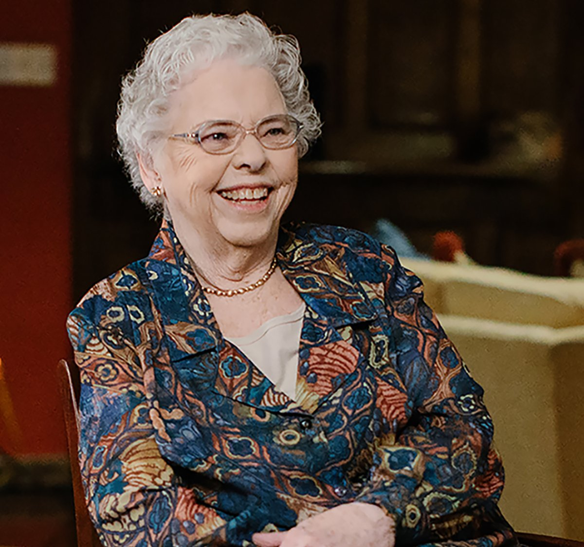 (1/2) Fred Rogers Productions is deeply saddened by the passing of Joanne Rogers. The loving partner of Fred Rogers for more than 50 years, she continued their shared commitment to supporting children and families after his death as chair of the board of Fred Rogers Productions.
