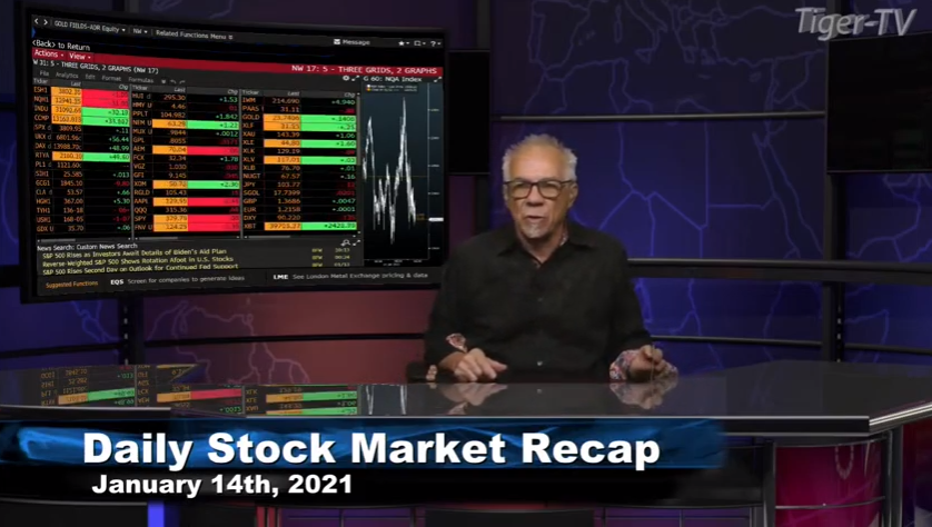 Tom O'Brien hosts the Stock Market Recap for Thursday on @TFNN and discussed $SPY $QQQ $IWM $GC $SI $DXY $GBP and more! #Learntotrade #TFNN #StockMarketNews #Financialeducation #TradingView #ThursdayThoughts #MarketInsights #TheGoldReport