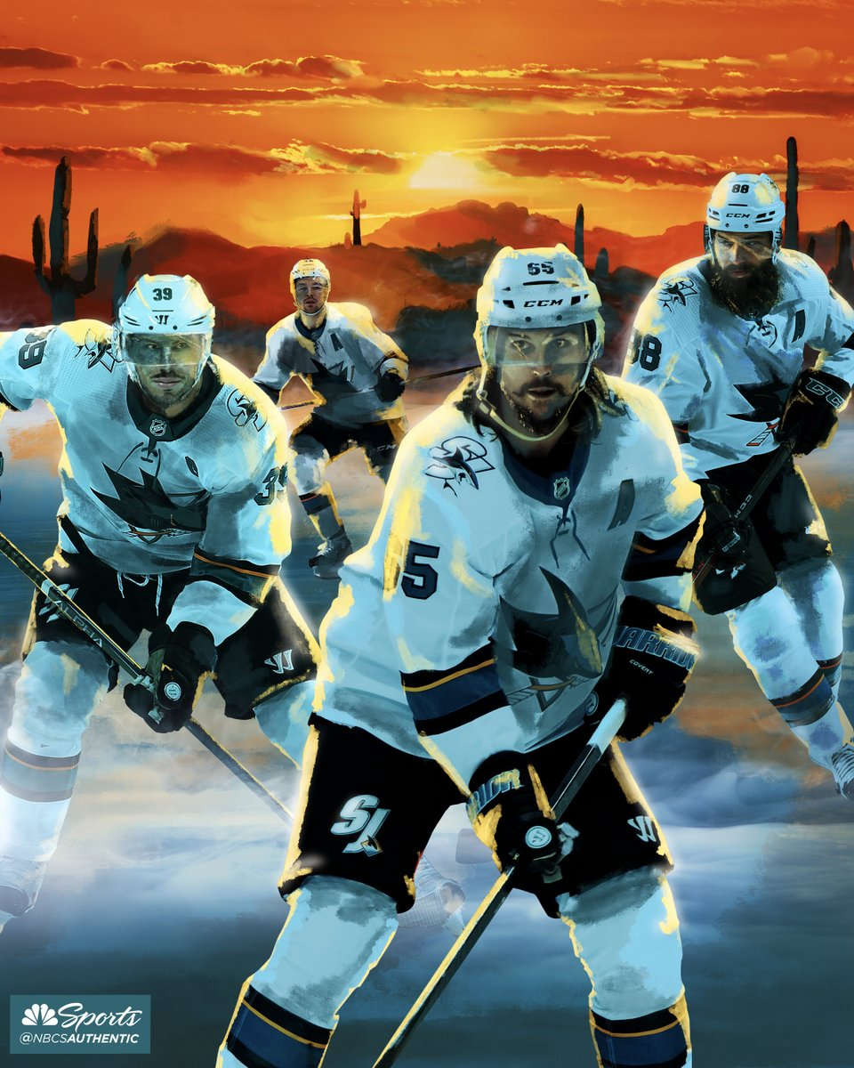 @NBCSSharks's photo on Hockey