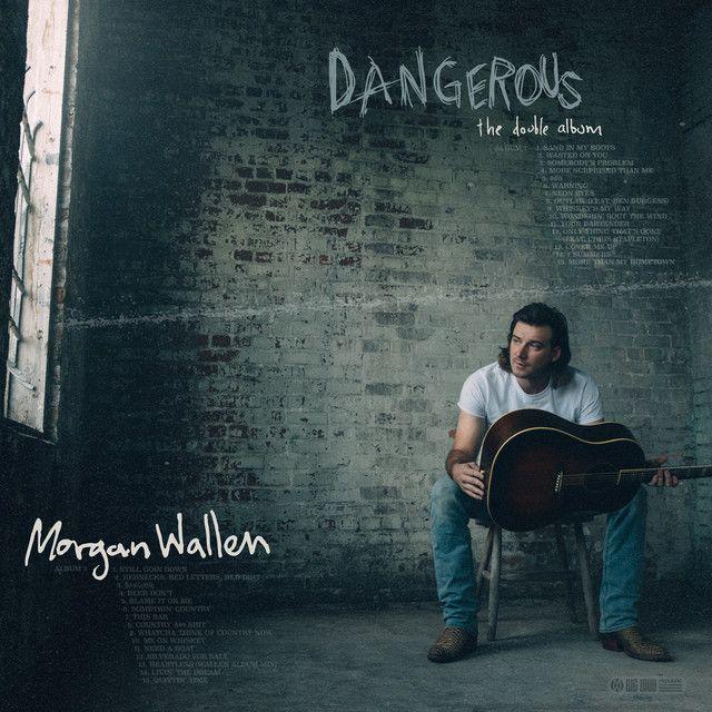 El talento de country @MorganWallen se encuentra con su nuevo álbum #Dangerous: The Double Album en @ClaromusicaMX 🙌 . 👉