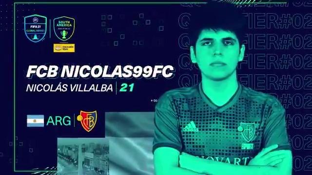 Es hora de presentar a los jugadores de PS4 que competirán este domingo. 🎮    #FGS21⚽️ presentadas por @ML_Argentina.