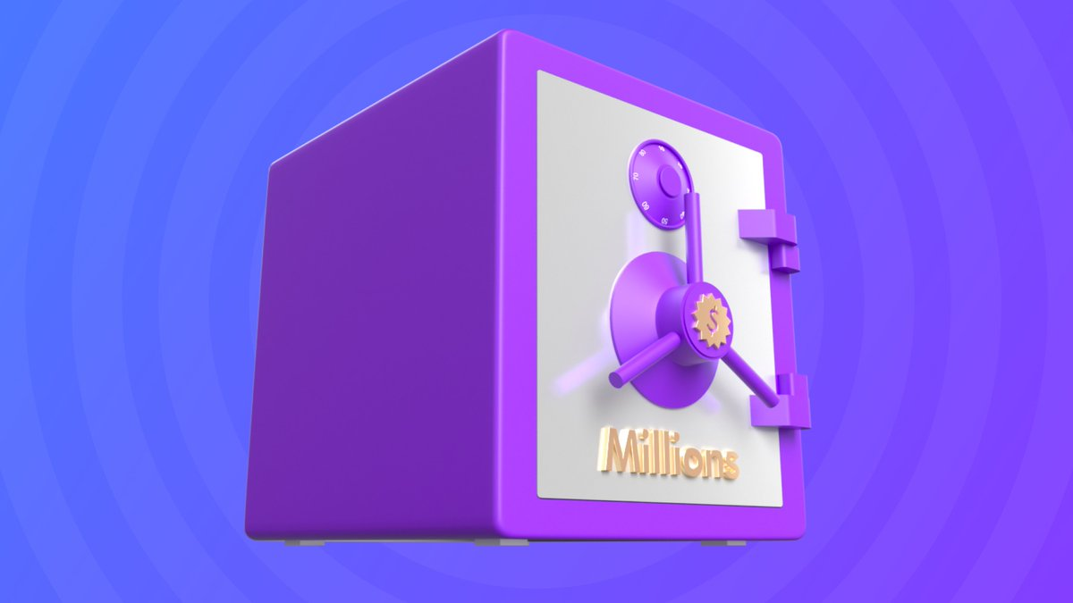 Want to win $30? 💸  The @Millions money safe is opening! 🏦  ♥️ and RT this post for entry 🎟️  Must be following @Millions 👀
