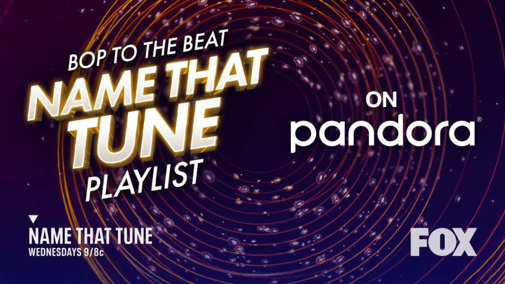 We 👏 ain't 👏 ready 👏 to 👏 stop 👏 the 👏 party! 👏  Stream last night's #NameThatTune songs on @pandoramusic now: