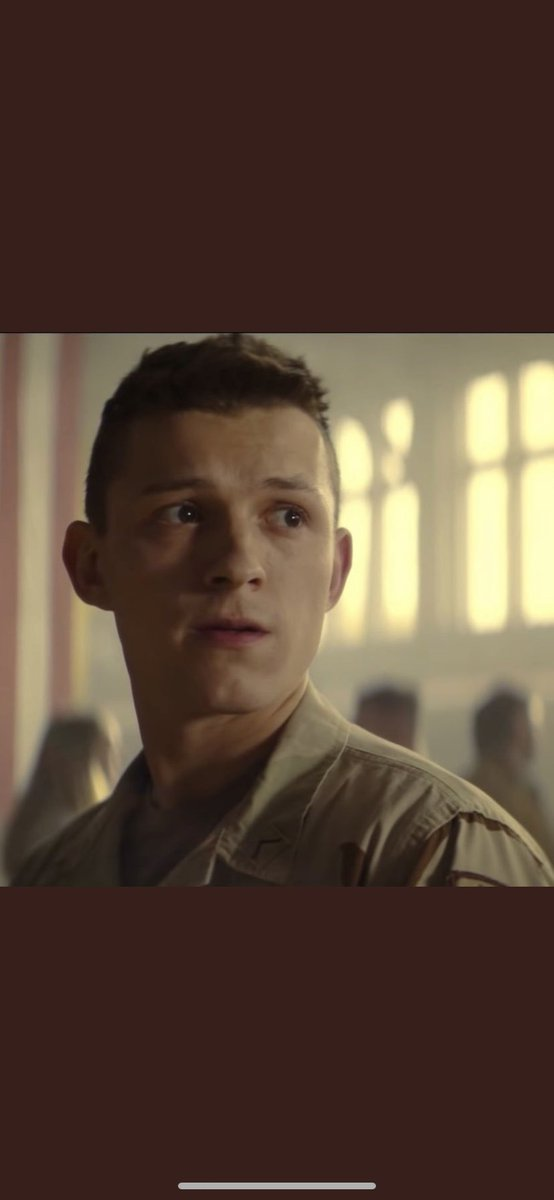 @TomHolland1996 actually can't wait to see Tom Holland in cherry I'm excited 🥰😆 #Cherry #TomHolland #RussoBrothers
