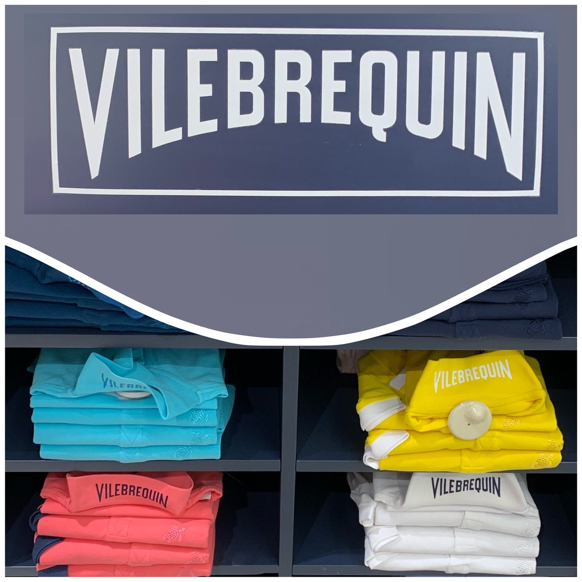 #Vilebrequin A French luxury brand specializing in swimwear and ready-to-wear for men and women. Created 1971 in #Saint #Tropez by Fred Prysquel, a photographer and sports automobile journalist.