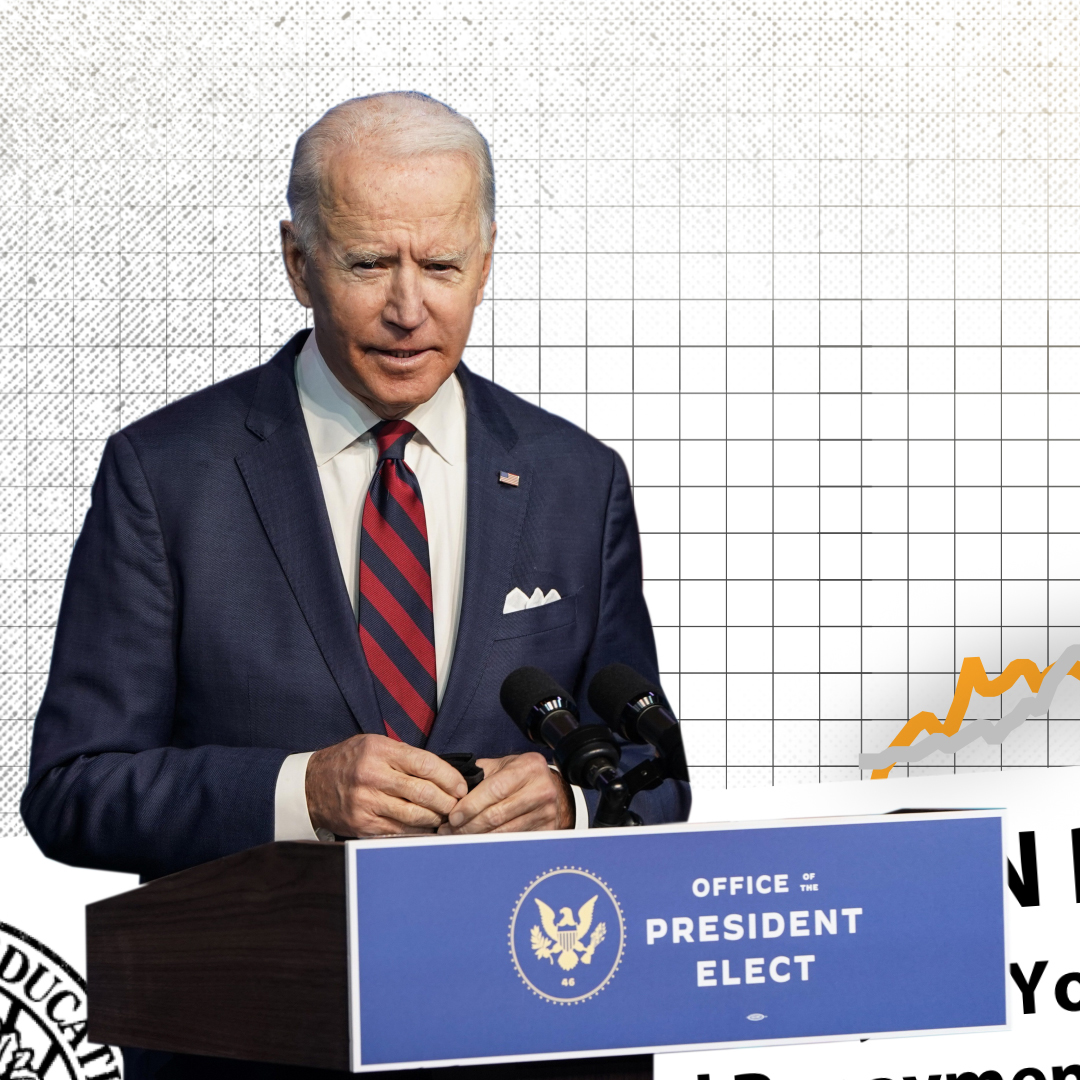 More than 43 million Americans owe a collective $1.6 trillion in federal student loans. @JMitchellWSJ explains how President-elect Joe Biden plans to help borrowers tackle that debt. #WSJWhatsNow