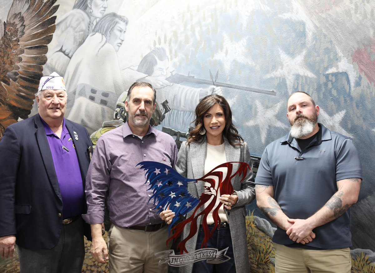 """The Alliance Center in Sioux Falls has a heart for our veterans like you would not believe. Their motto: """"A Place for Freedom. A Place to Remember. A Place for All."""" Anyone can be a member and support our veterans. Great food, events, and a shooting range too!"""