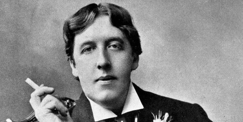 """The form of government that is most suitable to the artist is no government at all"" ~#OscarWilde #quote"
