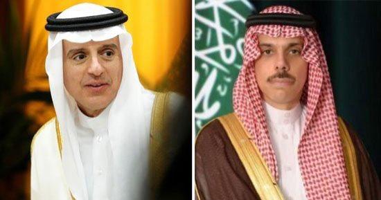 نشاط دبلوماسي رهيب ما يقارب أربع أشهر إلى الآن، (لله دركم)  #فيصل_بن_فرحان #عادل_الجبير  #وزارة_الخارجية #السعودية