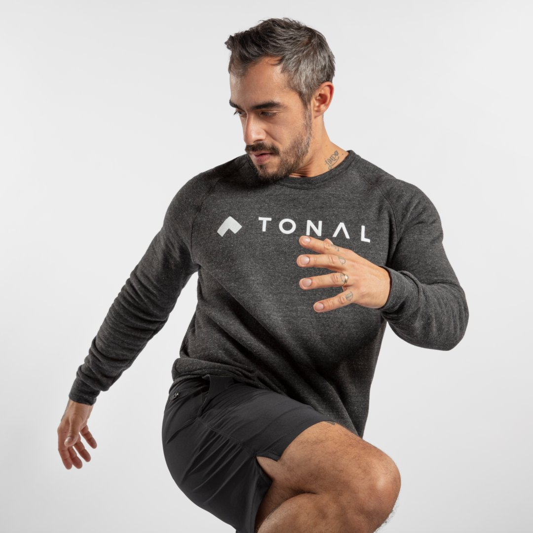 Say hello to our fresh Core Strength Crew sweatshirt. We flipped our Eco-Fleece® inside out and brushed it for an incredibly plush feel. Shop all our new winter apparel styles:  #BeYourStrongest