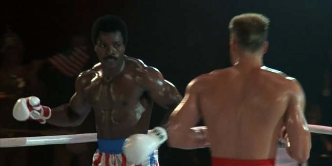 Happy 73rd birthday to Carl Weathers; To your good health.