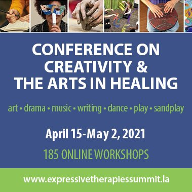 Registration now open for our 4th annual conference, two new HOPE sessions just added to our monthly series, and save the date for our Instagram Live creative arts breaks—all this and more in our first newsletter of the year!  -