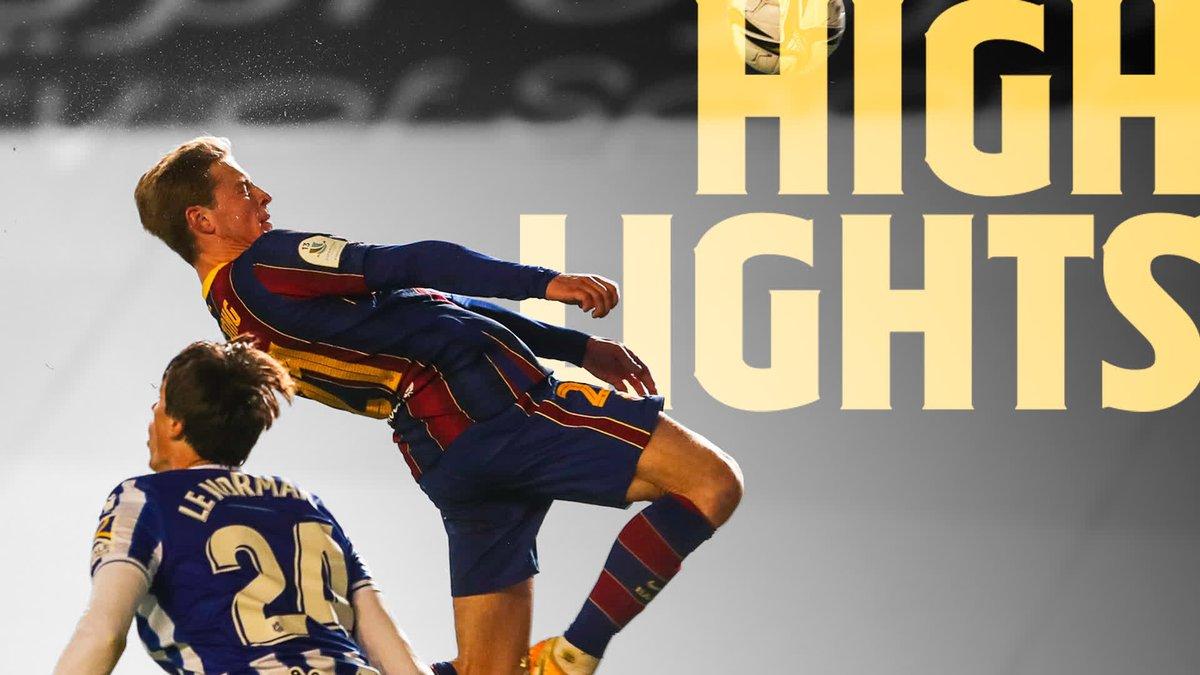 HIGHLIGHTS | #SupercopaBarça: Una semifinal frenètica fins a l'últim sospir ⚡⚡⚡