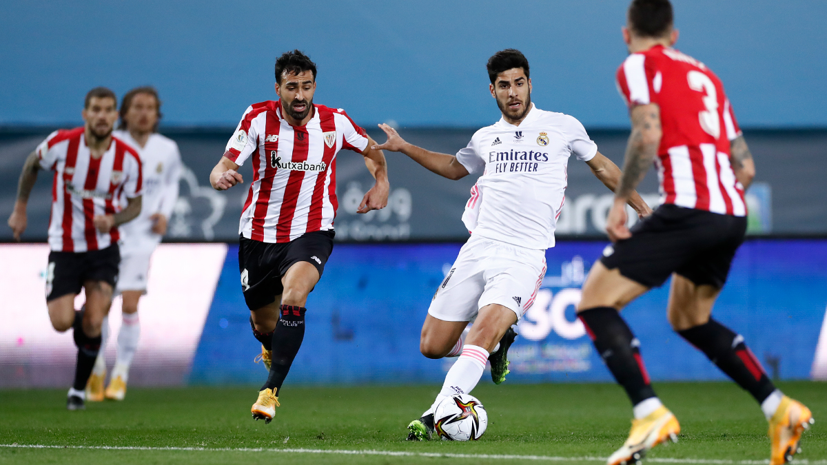 """💬 @marcoasensio10: """"We are disappointed and angry because we wanted to play in the final."""" #HalaMadrid"""