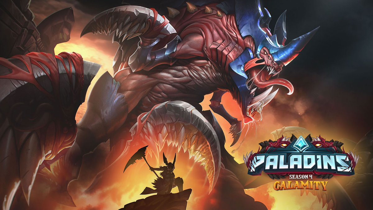 PTS is now LIVE for Season 4: Calamity! Take a go at being the first to try out our newest Champion, Yagorath. The time is now!
