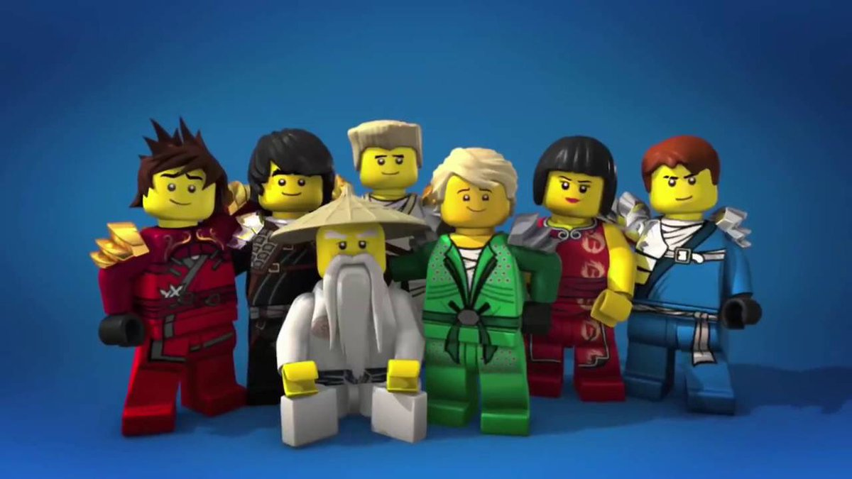 Happy 10 year Anniversary Lego Ninjago! This show changed my life as a kid and is one of my all time favorites to this day. Remember, a ninja never quits! #Ninjago #10thanniversary