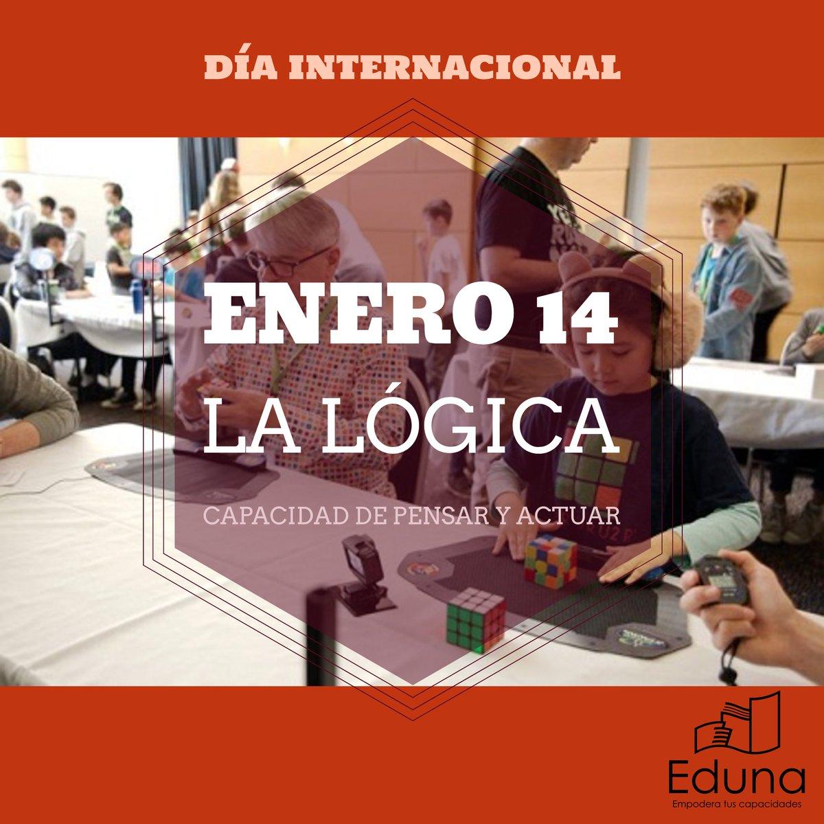 """""""La capacidad de pensar es una de las características más definitorias de la humanidad"""" @UNESCO_es #DiaMundialDeLaLogica #LogicDay"""