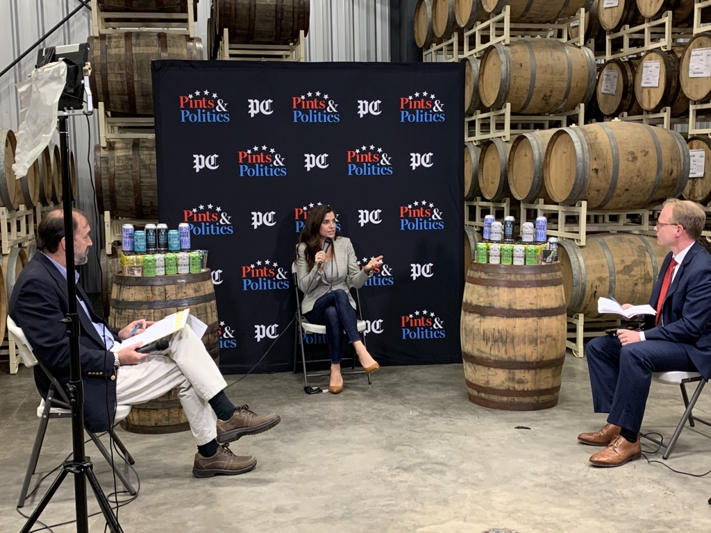 Talking my first two weeks in Congress, COVID-19 relief & more with @postandcourier! #PintsandPolitics 🍻🇺🇸