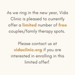 Image for the Tweet beginning: Free Couples/Family Therapy (1/14) ✨FREE✨  Contact