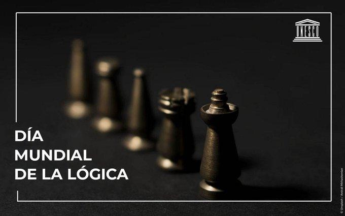 #ConsejosTíoGus: hoy #14Enero, #DíaMundialDeLaLógica #LogicDay  La #lógica es un universal contemporáneo; papel clave en el desarrollo de la filosofía y ciencias, como en la promoción de la Paz.  Más en:   ¡Genera conciencia y Rt! @sarkania @UN @UNESCO_es