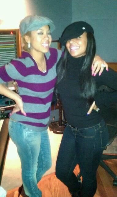 #TBT #ashanti & #keyshiacole who's ready for #verzuz next thursday! (Click Link to hear my mix celebrating both queens music!)