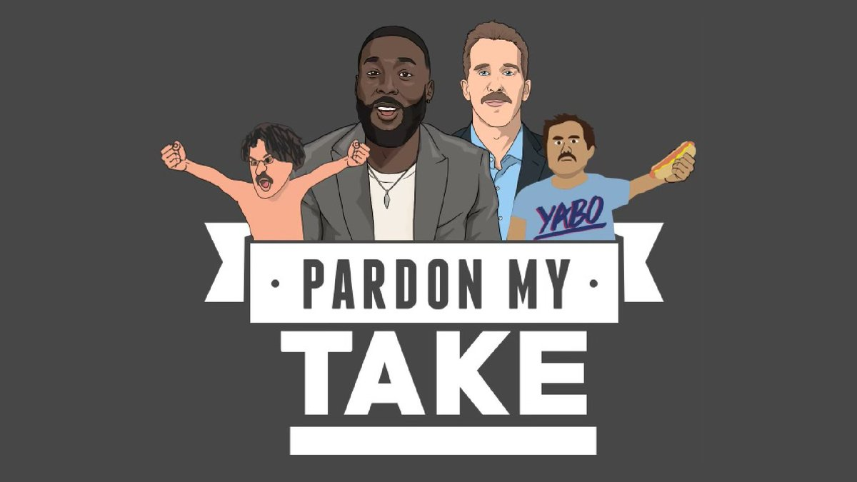 PMT 1-15 is now live!  -A FriYay 2fer featuring @Hawk & @SharpFootball to help us break down SUPER Divisional Weekend -The Chonk King himself James Harden is a Brooklyn Net -Fyre Fest of the Week & more  DL, R & S ------>