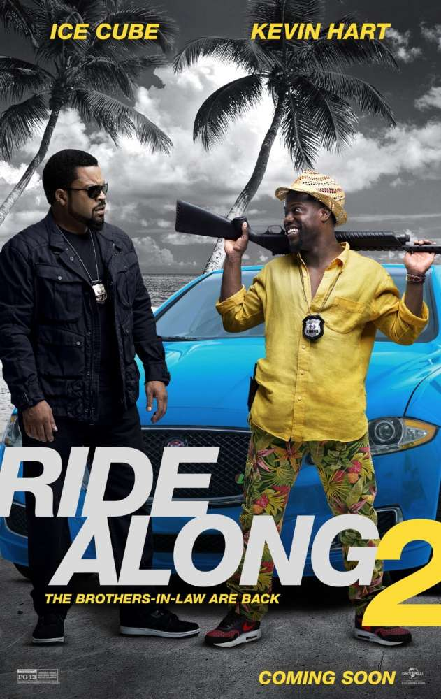 Ride Along 2 was released on this day 5 years ago (2016). #KevinHart #TikaSumpter - #TimStory
