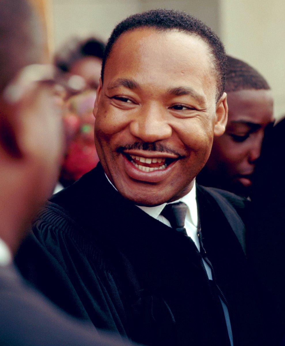 Replying to @TheKingCenter: We remember you, King. #MLK 🖤🖤