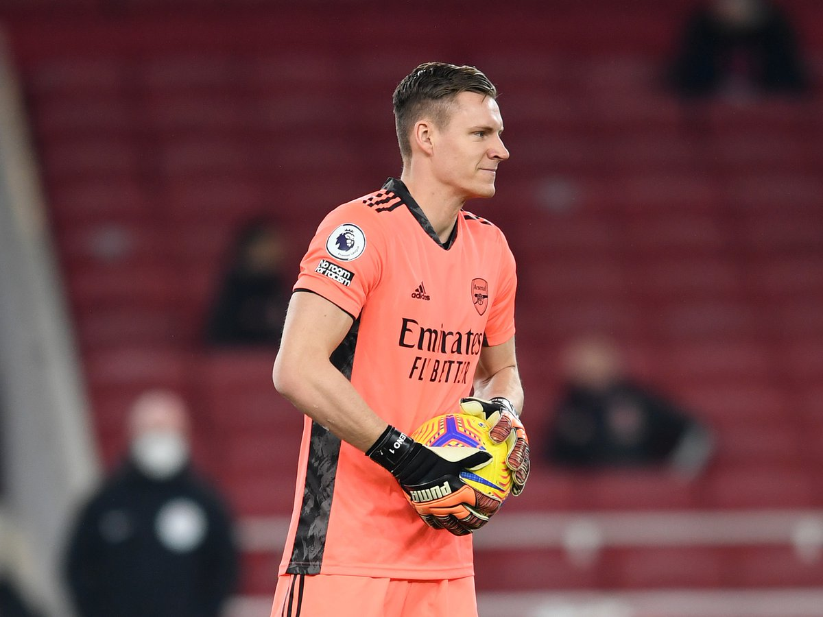 ✅ #ARSCRY ✅ #EmiratesFACup ✅ #WBAARS ✅ #BHAARS  @Bernd_Leno with four clean sheets in a row! 👏