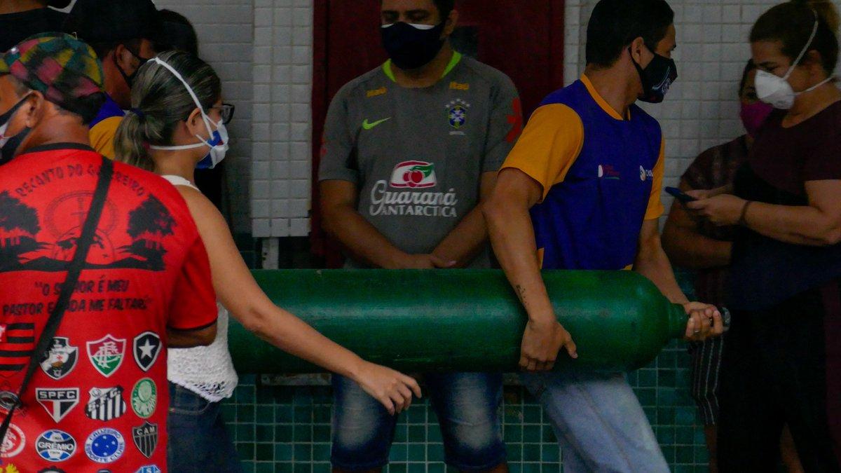 Chanceler da Venezuela diz que país colocou oxigênio à disposição do Amazonas  #G1