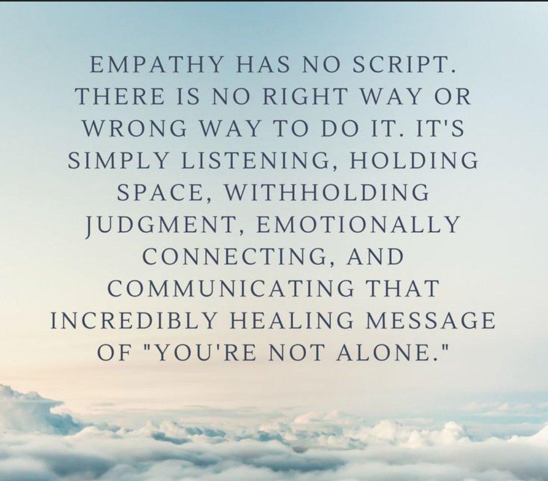 #SEL #empathy