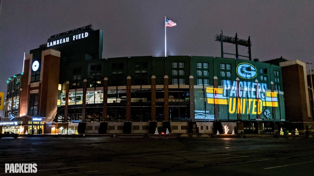 #PackersUnited