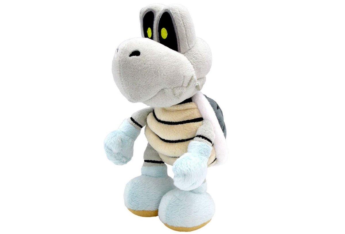 "Little Buddy Super Mario All Star Collection 1598 Dry Bones Stuffed Plush, 8"" $14.54 via Amazon (Prime Eligible)."