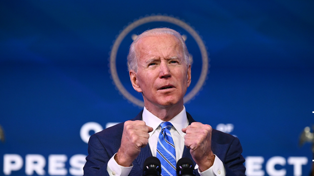 Replying to @thehill: Biden calls for swift action on $1.9 trillion coronavirus relief proposal
