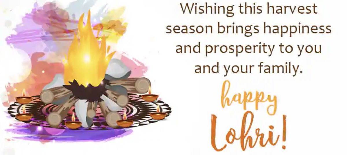 Amazing week. Can't say it was easy. Doing the day job and celebrating fun festivals and milestones in the evening with family. #HappyLohri2021 and Happy #MakarSakranti