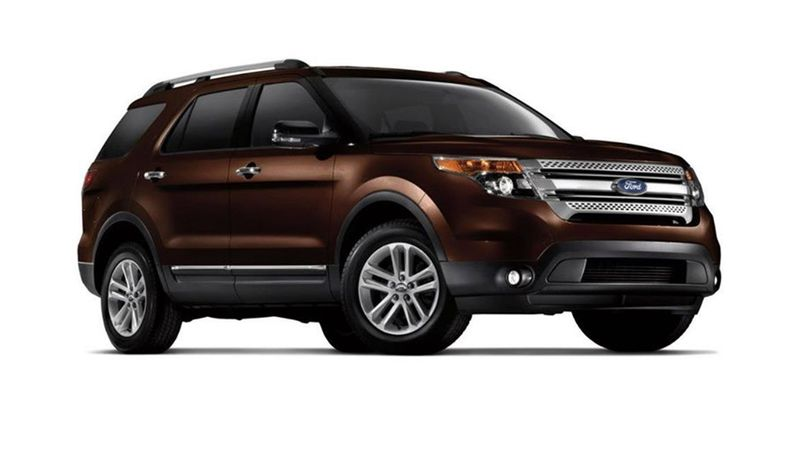 Ford Develops New SUV That Runs Purely On Gasoline